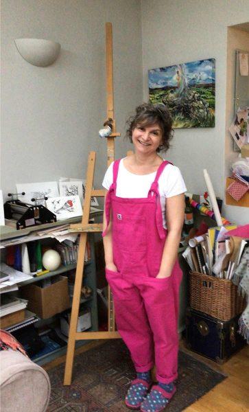 My happy place, my corner - Alison Helliwell Hodson
