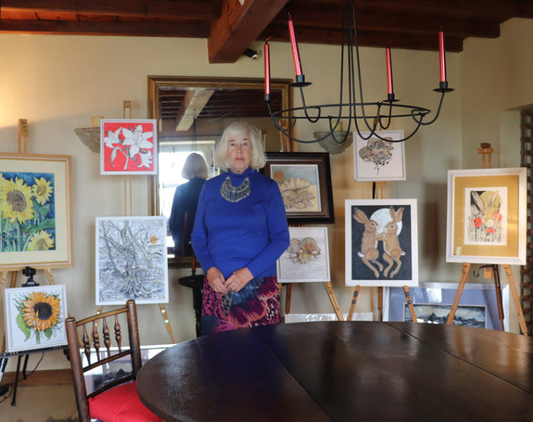 Jean Turner in Gallery