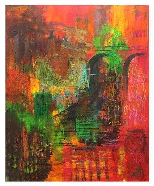 Viaduct 1 - Fiona Odle